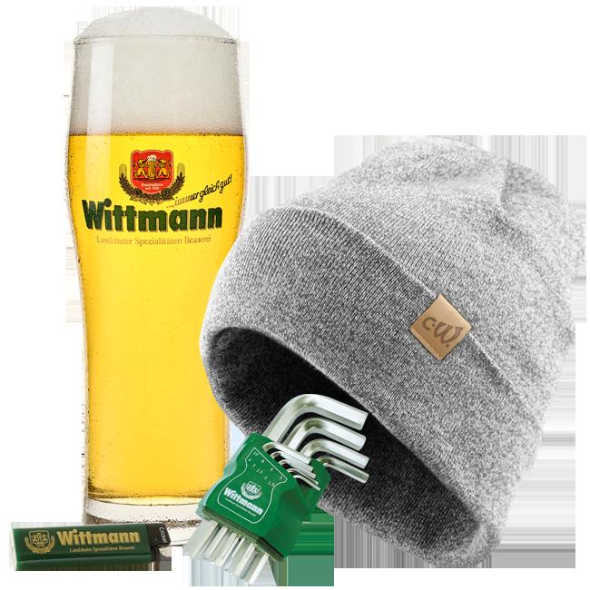 Wittmann Fanartikel bestellen